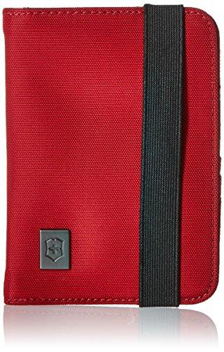 Victorinox Travel Accessoires 4.0 Ausweismappe mit RFID-Schutz - Tasche Reisedokumente - Rot