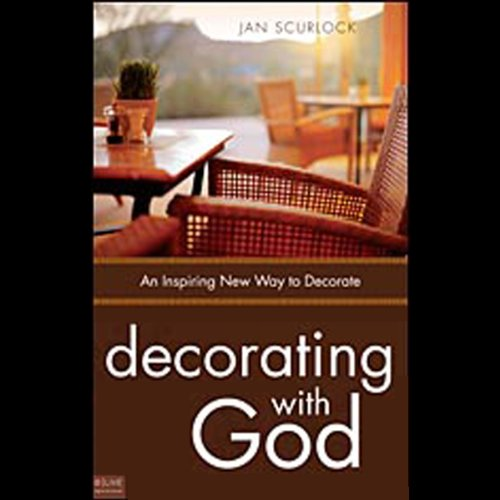 Decorating with God audiobook cover art