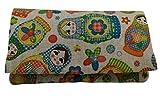 Plan B, Pitillera Tabaco de Liar, Yolo Matrioska, 16 x 8,5 cm, 50 g, con Bolsa Interior Goma Eva, Beig Estampada