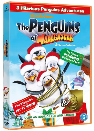 Of Madagascar: The Classic Penguins Christmas Caper