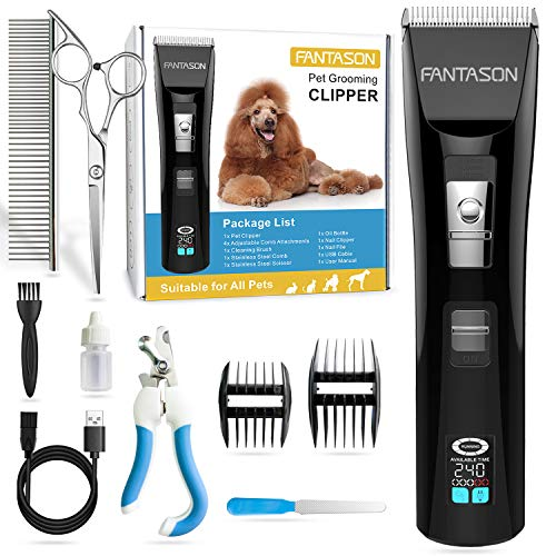Best Dog Grooming Sets