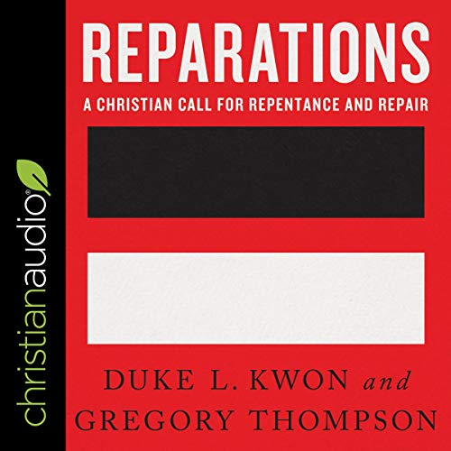 Reparations cover art
