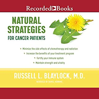 Natural Strategies for Cancer Patients audiobook cover art