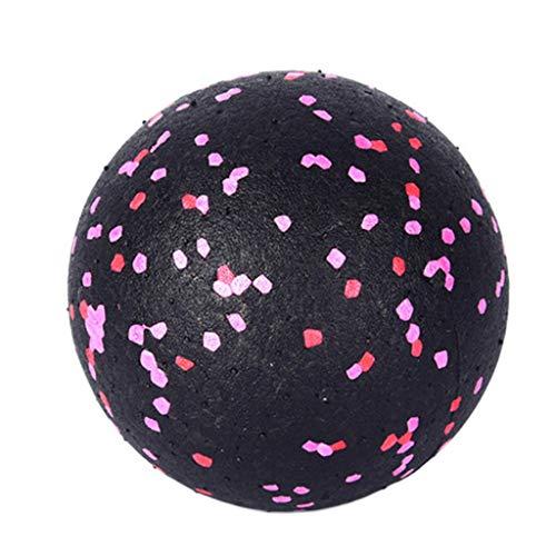 KSER Fitnessball Igelball Massageball Faszienball Entspannungsball Yoga Ball rosa Sportgerät Für Zuhause Fitness stiftung warentest bodentief kletterpyramide esx500 Stange
