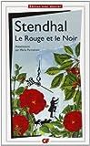 Le rouge et le noir (avec dossier) by Stendhal(2013-02-06) - Editions Flammarion - 01/01/2013