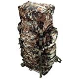 30' 4800 cu. in. Tactical Hunting Camping Hiking Backpack THB002 DM BROWN DIGITAL CAMOUFLAGE