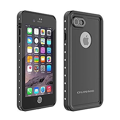 OUNNE iPhone 7/8 Waterproof Case,Underwater Full Sealed Cover Shockproof Dirtproof IP68 Certified Waterproof Case for iPhone 7/8 4.7inch