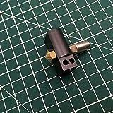 XBaofu Extrusora Impresora 3D de Piezas 1pc for Wanhao duplicador de 6 D6 Caliente Fin Kit con PTFE Tubo de 0,4 mm Boquilla D6 Wanhao I3 Impresora 3D