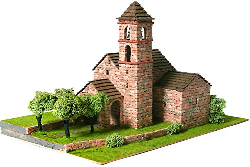 Domus Kits - 83/40501 - Loisir Créatif - Maquette - Eglise Romanica 24