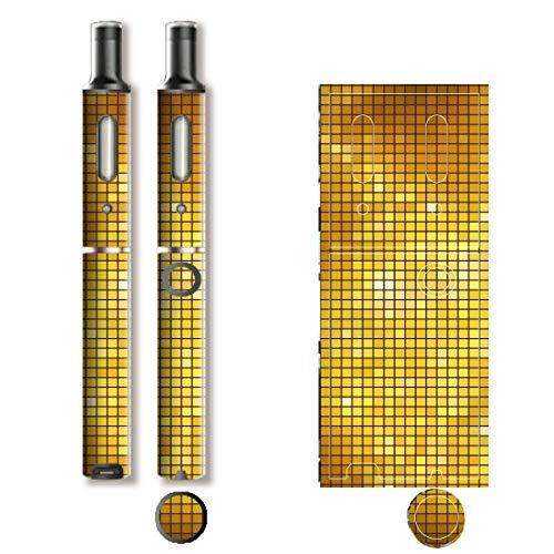 電子たばこ タバコ 煙草 喫煙具 専用スキンシール 対応機種 プルーム テック プラス Ploom TECH+ Ploom Tech Plus ロイヤルジュエリ (1) イメージデザイン 12 Royal Jewely 1 01-pt08-2378