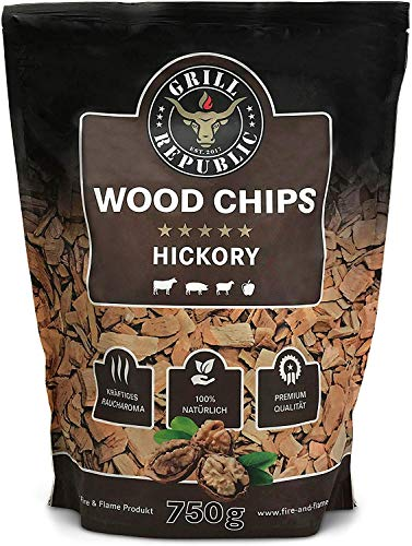 Grill Republic -  Premium Hickory