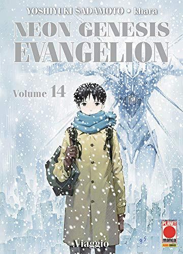 Neon Genesis Evangelion N° 14 - Ristampa - Planet Manga - Panini Comics - ITALIANO #MYCOMICS