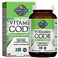 Garden of Life Vitamin B Complex - Vitamin Code Raw B Complex - 120 Vegan Capsules, High Potency B Complex Vitamins for Energy & Metabolism with B6, Folate & B12 as Methylcobalamin plus Probiotics