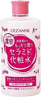 セザンヌ 濃密スキンコンディショナー 410ml 高保湿セラミド化粧水 1本で保湿&肌バリア 410ミリリットル (x 1)
