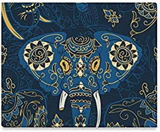 Wall Art Painting Day of The Dead Colorful Sugar Skull Indian Elepha Prints On Canvas The Picture Landscape Pictures Oil f...