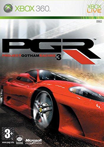 Microsoft Project Gotham Racing 3 - Juego (Xbox 360, Racing, E (para todos))