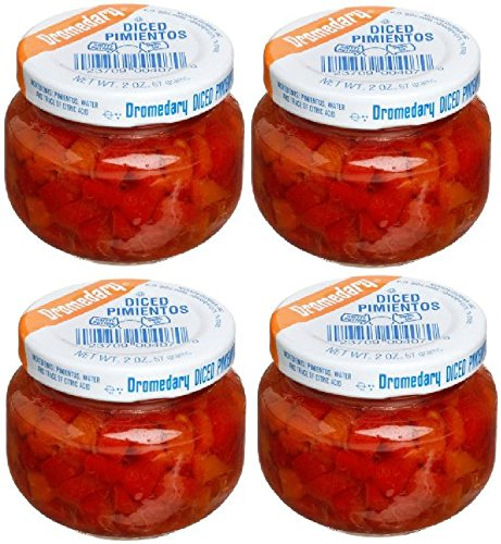 Dromedary Diced Pimientos (Pack of 4)