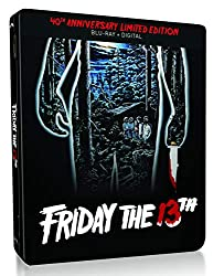 Amazon Opens Pre-Orders For Friday The 13th 40th Anniversary Steelbook Blu-Ray