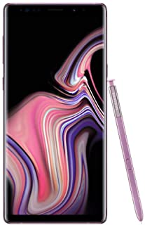 Samsung Galaxy Note 9 N960U 128GB Verizon + GSM Unlocked Smartphone