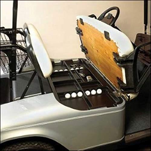 Performance Plus Carts Club Car Precedent Golf Cart Under Seat Storage Tray Organizer