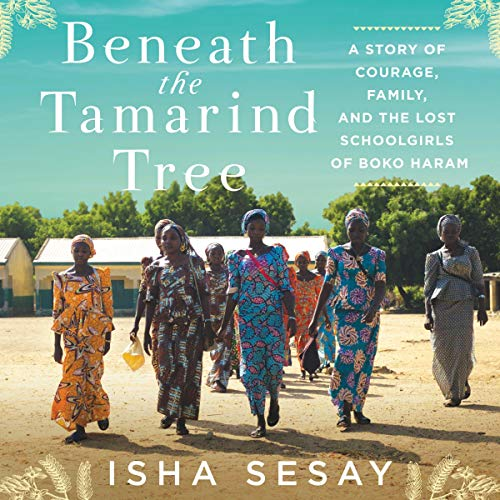 Beneath the Tamarind Tree audiobook cover art