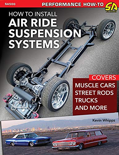 How to Install Air Ride Suspension Systems