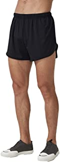 COSSNISS Men's 3 Athletic Workout Shorts with Mesh Pockets