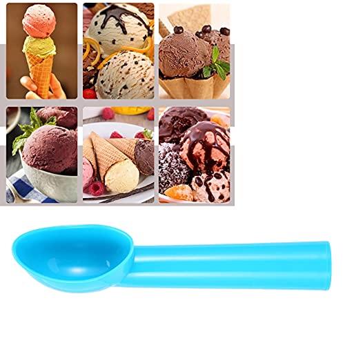 Cuchara de helado, cuchara de helado fácil de hacer para sorbete de melón para galletas y masa para helado