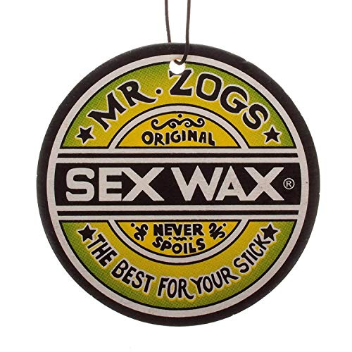 Sex Wax Duft Lufterfrischer Geschmacksrichtungen, Sortiertes Aroma