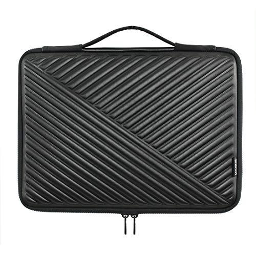 MCHENG 13 Pulgadas Funda Protectora Ordenador Portátil Maletín de Bolsa Compatible con Apple MacBook Air/Pro/Surface Pro/Huawei MateBook
