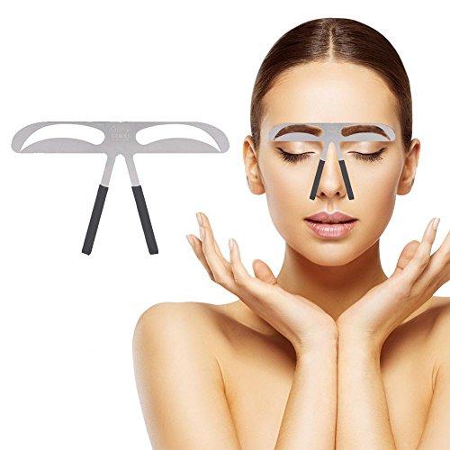 Arcade Règle, professionnel sourcils Mesurer balance extension Règle Meteor Forme sourcils Pochoir Maquillage Beauté accessoire Outil