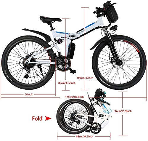Elektrofahrrad Mountainbike fiugsed 26 Zoll E-Bike Bild 2*