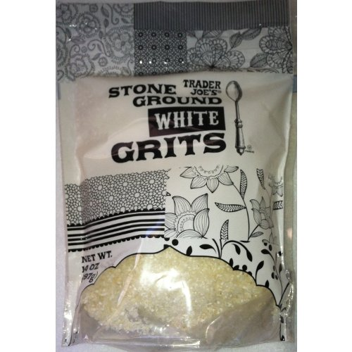 Trader Joe's Stone Ground White Grits (14 Ounces)