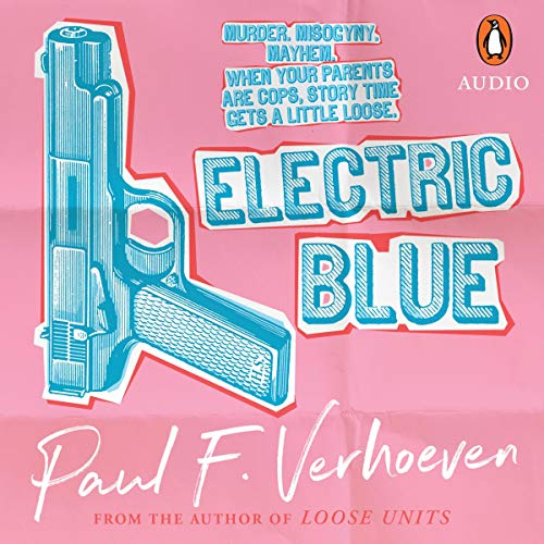 Electric Blue audiobook cover art