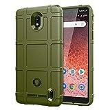 XunEda Nokia 1 Plus Case, Shield Series Silicone TPU