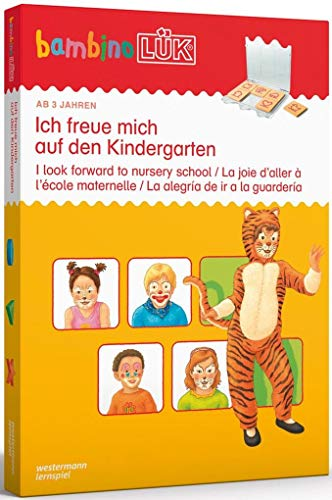 Westermann 240650 Bambinolük Set Ich freue Mich auf den Kindergarten