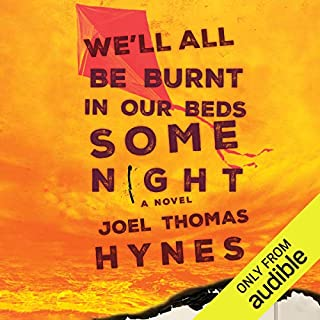We'll All Be Burnt in Our Beds Some Night cover art