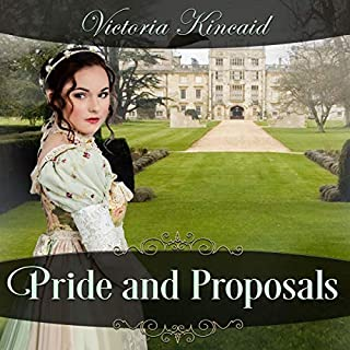 Pride and Proposals: A Pride and Prejudice Variation audiobook cover art