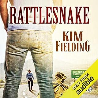 Rattlesnake audiobook cover art