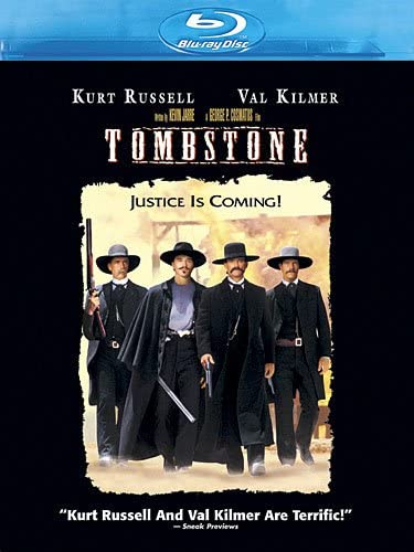 Tombstone Blu ray product image