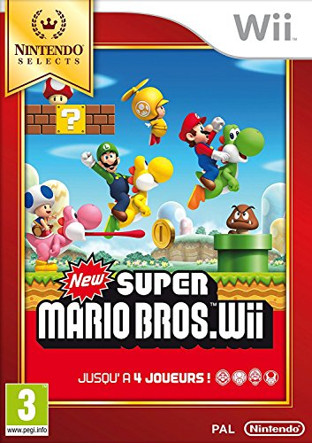 New Super Mario Bros Wii [Nintendo Wii U - Version digitale/code]