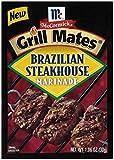 McCormick Grill Mates Brazilian Steakhouse Marinade, 1.06 OZ (Pack - 3)