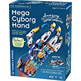 Thames & Kosmos Mega Cyborg Hand STEM Experiment Kit   Build Your Own Giant Hydraulic Hand   Amazing Gripping Capabilities   Adjustable for Different Hand Sizes   Learn Hydraulic & Pneumatic Systems