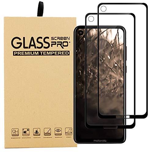 [2 paquetes] BestMX Templado Protector de Pantalla para Motorola Moto One Vision XT1970-1 6.3 inch ,…