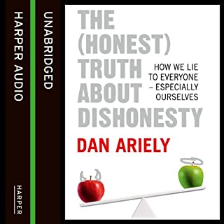 The (Honest) Truth about Dishonesty cover art