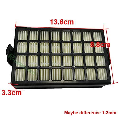 Sin FMN-HOME, filtro de polvo para aspiradora H12 Filtros Hepa piezas de repuesto para Samsung DJ97-00339G SC8480 SC8440 SC8420 SC8450/60/70 VCA-VH84 Etc, 2 unidades