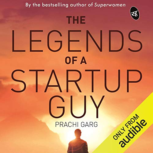 The Legends of a Startup Guy cover art