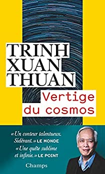 Vertige du cosmos (French Edition) by [Trinh Xuan Thuan]