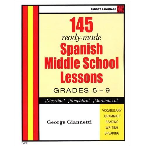 Middle School Lesson Plans