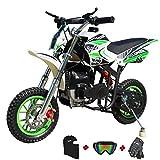 X-PRO Cyclone 40cc Dirt Bike Mini Pit Bike Dirt Bikes Motorcycle Gas Power Bike...